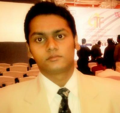 Sidharth Das, CEO and Founder of Brogels
