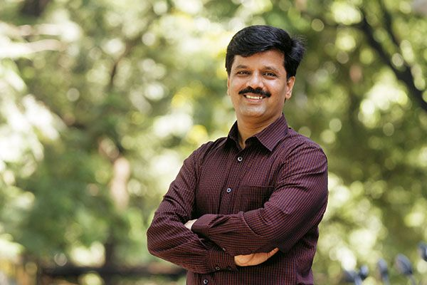 Kailash Katkar, Chairman and CEO of Quick Heal Technologies