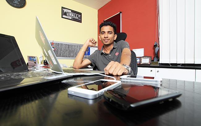 Deepak Ravindran, Founder and CEO of Innoz