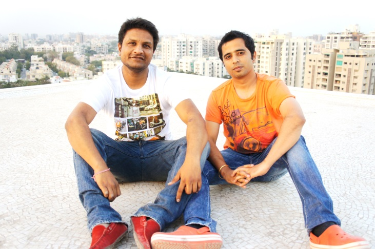 Pallav Parikh and Pankaj Pathak, Founders of CityShor
