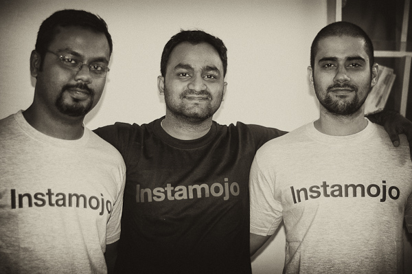 The Founding Team of Instamojo