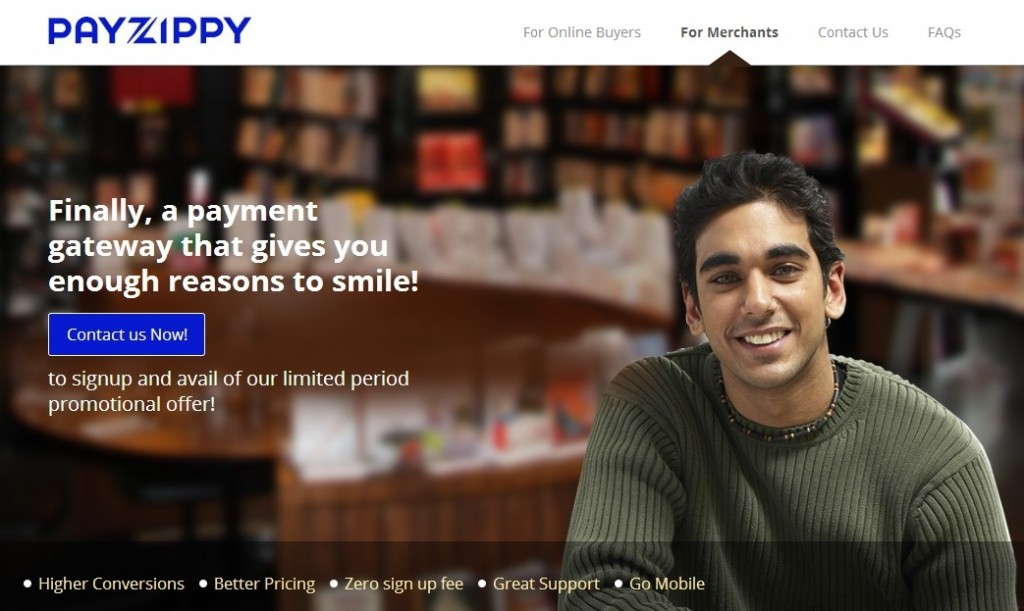 payzippy by flipkart online payment gateway for indian merchants
