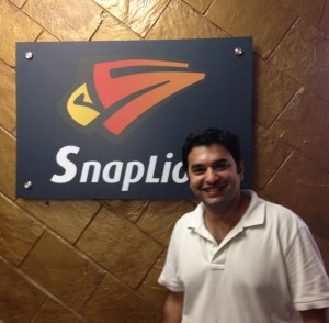 Nikhil Sama, Co-founder of Snaplion