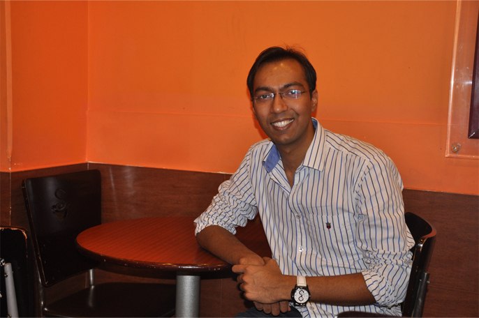 Dhruv Patel, Founder of NextCubicle