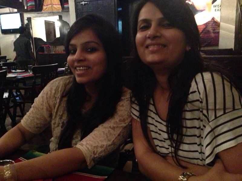 Khushboo and Sonal Agarwal