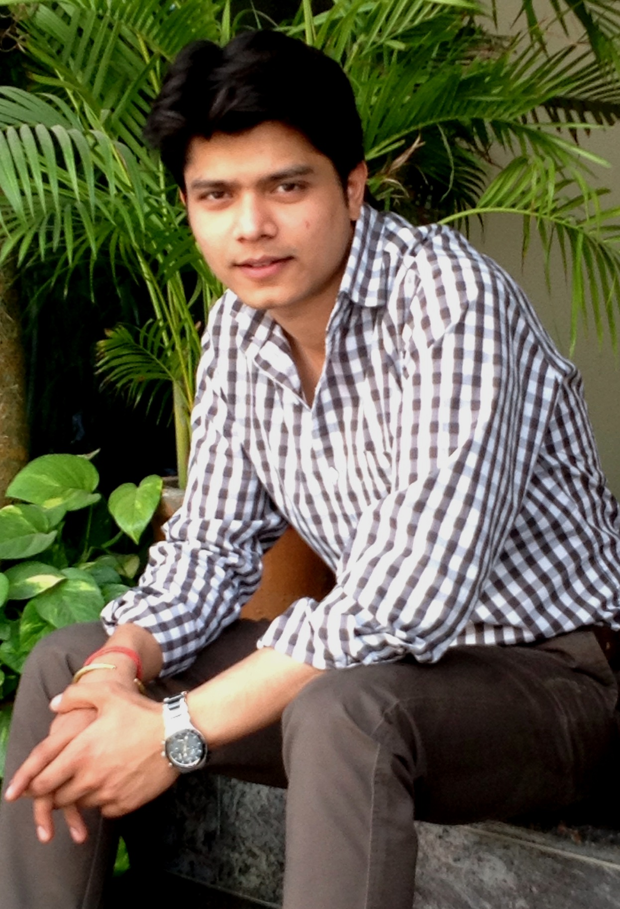 Dhruv Bansal