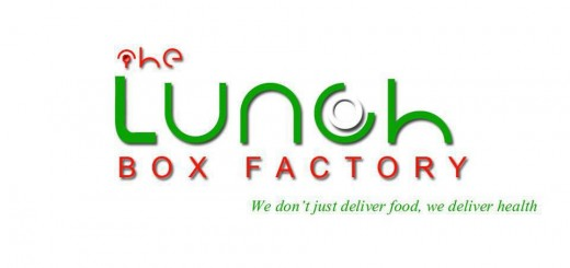 The Lunch Box Factory Logo