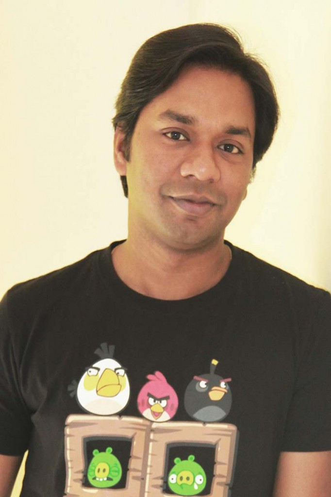 Vikas Singh, Founder of Dronna